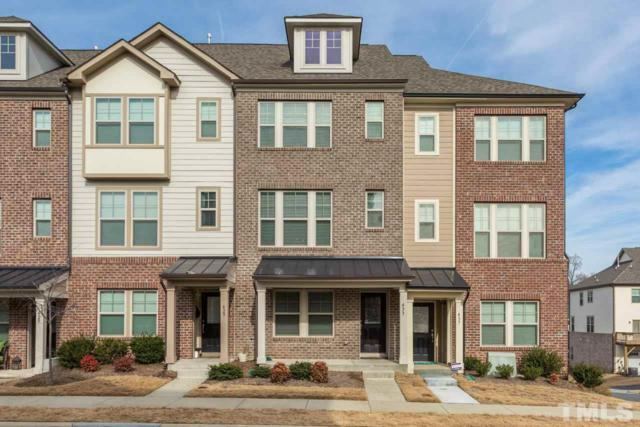 433 Village Commons Lane, Apex, NC 27502 (#2168613) :: Rachel Kendall Team, LLC