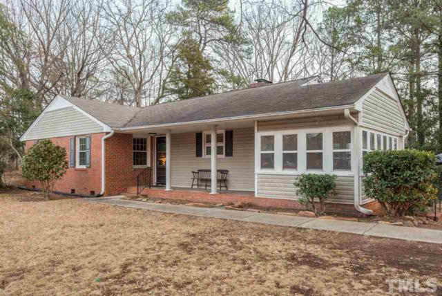 1008 Dogwood Lane, Raleigh, NC 27607 (#2168649) :: Rachel Kendall Team, LLC