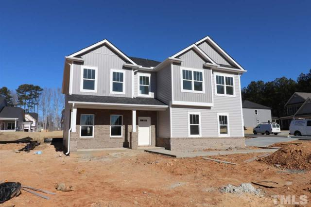 401 Club Center Drive House Party Pla, Youngsville, NC 27596 (#2168660) :: The Jim Allen Group