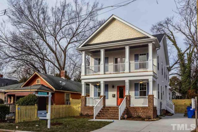 1505 E Jones Street, Raleigh, NC 27610 (#2168664) :: Marti Hampton Team - Re/Max One Realty