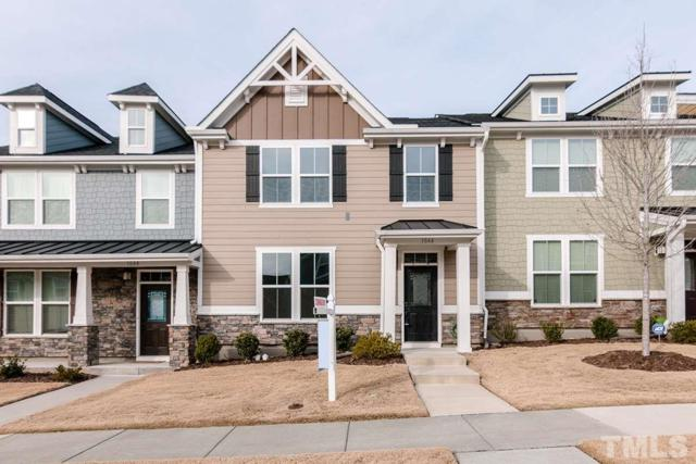1044 Semora Lane, Morrisville, NC 27560 (#2168726) :: The Abshure Realty Group