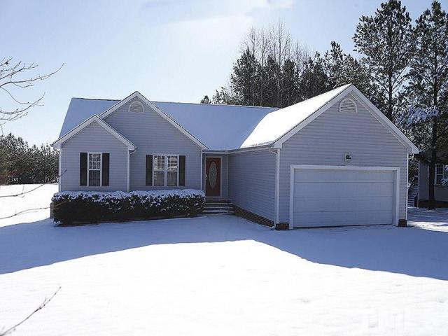 75 Spencers Gate Drive, Youngsville, NC 27596 (#2168738) :: The Jim Allen Group