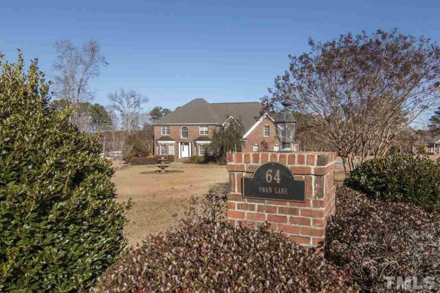 64 Swan Lane, Angier, NC 27501 (#2168743) :: Raleigh Cary Realty