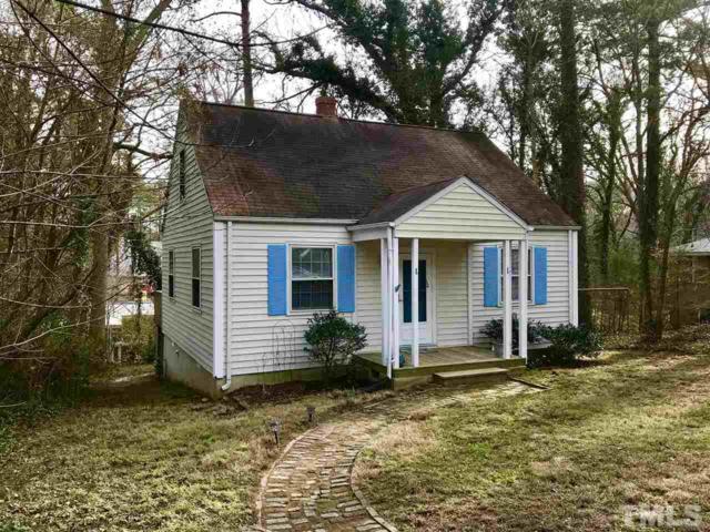 115 Purefoy Road, Chapel Hill, NC 27514 (#2168763) :: Marti Hampton Team - Re/Max One Realty