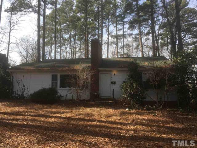 1109 E Franklin Street, Chapel Hill, NC 27514 (#2168865) :: Marti Hampton Team - Re/Max One Realty