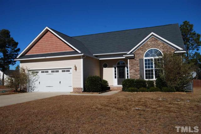 216 Blue Oak Drive, Lillington, NC 27546 (#2168882) :: Rachel Kendall Team, LLC
