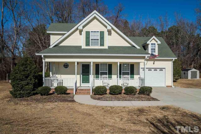 5101 Autumn Field Drive, Raleigh, NC 27603 (#2168938) :: Raleigh Cary Realty