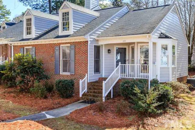 133 Renwick Court, Raleigh, NC 27615 (#2168973) :: Raleigh Cary Realty