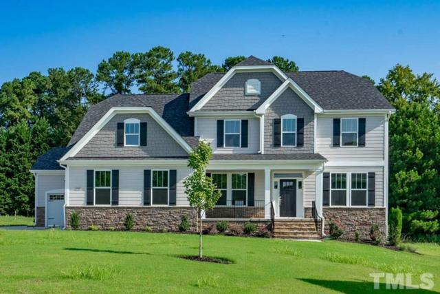 2705 Oxford Bluff Drive, Wake Forest, NC 27587 (#2169033) :: The Perry Group