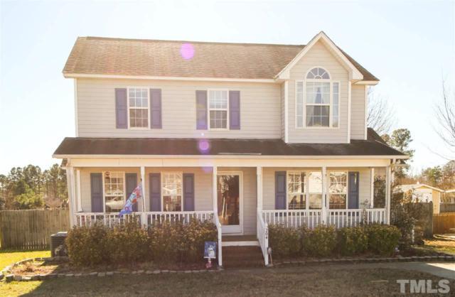 204 Bentwood Lane, Clayton, NC 27520 (#2169076) :: Rachel Kendall Team, LLC