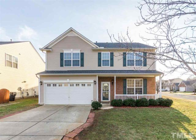 100 Smith Rock Drive, Holly Springs, NC 27540 (#2169078) :: Marti Hampton Team - Re/Max One Realty