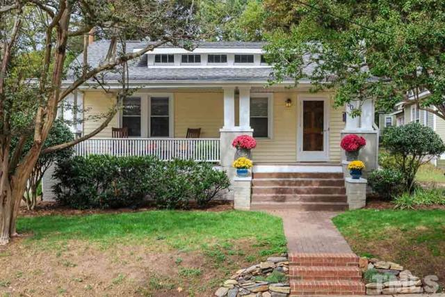 506 Devereux Street, Raleigh, NC 27608 (#2169105) :: Marti Hampton Team - Re/Max One Realty