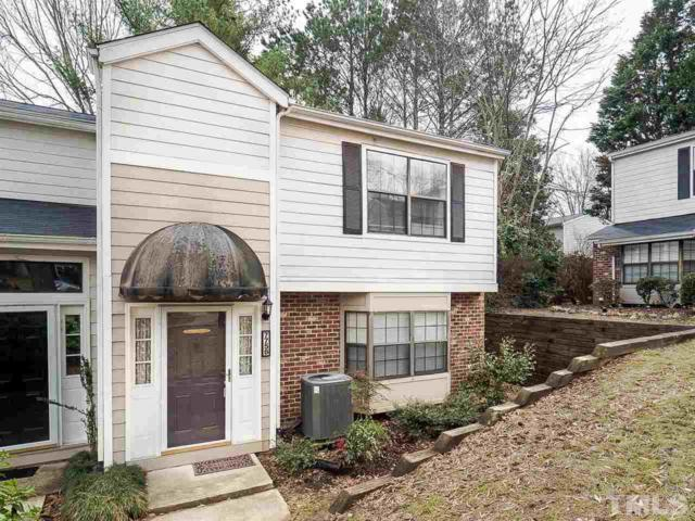 7756 Falcon Rest Circle #7756, Raleigh, NC 27615 (#2169108) :: Marti Hampton Team - Re/Max One Realty