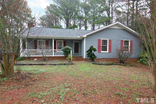 1103 Indian Trail, Apex, NC 27502 (#2169188) :: M&J Realty Group