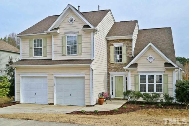 121 Brierridge Drive, Apex, NC 27502 (#2169229) :: Raleigh Cary Realty