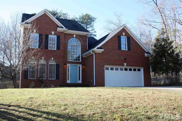 309 Great Smokey Mountain Drive, Mebane, NC 27302 (#2169280) :: The Jim Allen Group