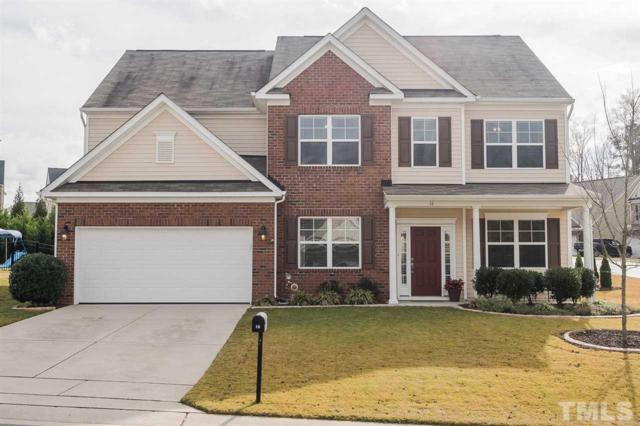16 Florence Drive, Clayton, NC 27527 (#2169314) :: Rachel Kendall Team, LLC