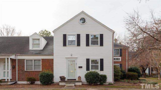 941 St Marys #0, Raleigh, NC 27605 (#2169330) :: The Jim Allen Group