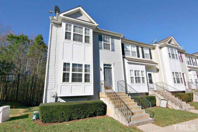 2910 Barrymore Street #105, Raleigh, NC 27603 (#2169378) :: The Jim Allen Group