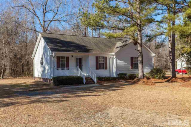 254 Duck Pond Road, Clayton, NC 27520 (#2169398) :: The Jim Allen Group