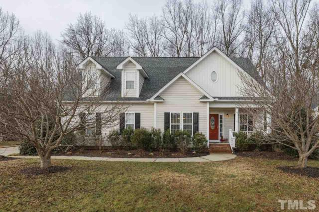 7308 Shady Stroll Lane, Willow Spring(s), NC 27592 (#2169402) :: The Jim Allen Group