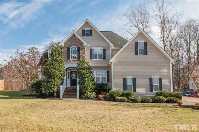 110 Mcdougle Lane, Clayton, NC 27520 (#2169403) :: Raleigh Cary Realty