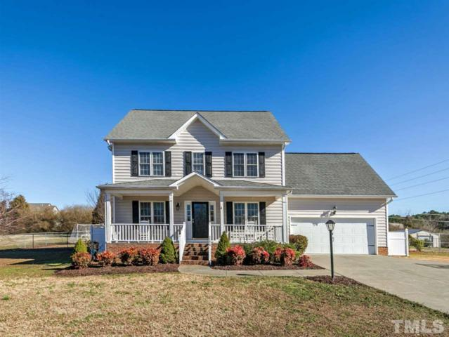 176 Glendale Drive, Youngsville, NC 27596 (#2169417) :: The Jim Allen Group