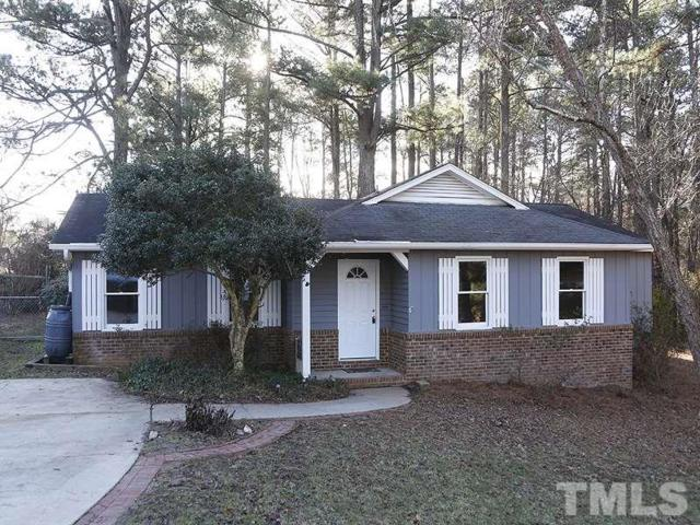 109 Cardinal Drive, Wake Forest, NC 27587 (#2169430) :: The Jim Allen Group