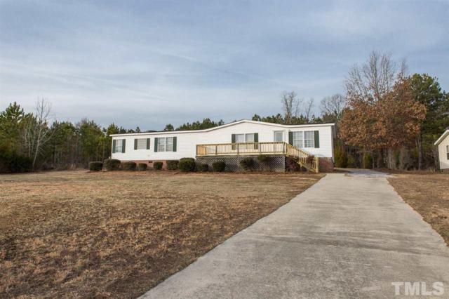 125 North Ridge Drive, Louisburg, NC 27549 (#2169440) :: Rachel Kendall Team, LLC