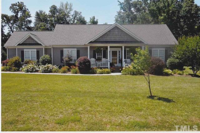 296 Duncan Plantation Drive, Timberlake, NC 27583 (#2169456) :: The Jim Allen Group