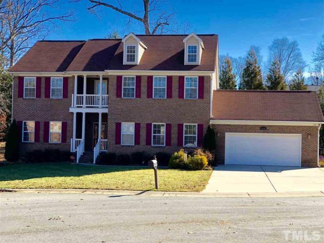 416 Carrie Court, Burlington, NC 27215 (#2169457) :: Rachel Kendall Team, LLC