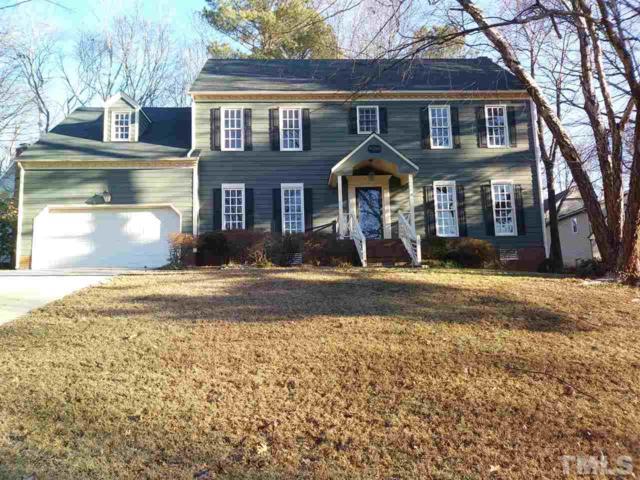 8204 Old Deer Trail, Raleigh, NC 27615 (#2169550) :: Rachel Kendall Team