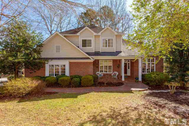 101 Woodstream Drive, Cary, NC 27518 (#2169596) :: Raleigh Cary Realty