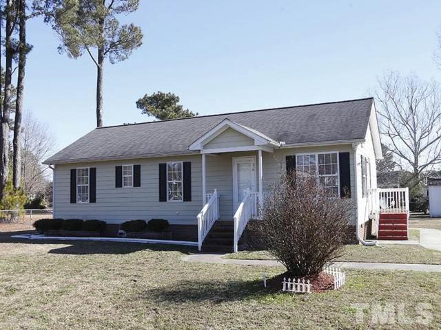 310 Flowers Street, Smithfield, NC 27577 (#2169608) :: The Jim Allen Group