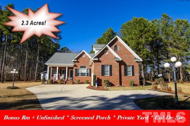 371 Bess Drive, Clayton, NC 27520 (#2169624) :: The Jim Allen Group