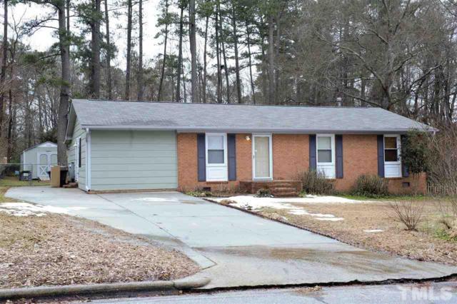 1101 Springview Trail, Garner, NC 27529 (#2169690) :: The Jim Allen Group
