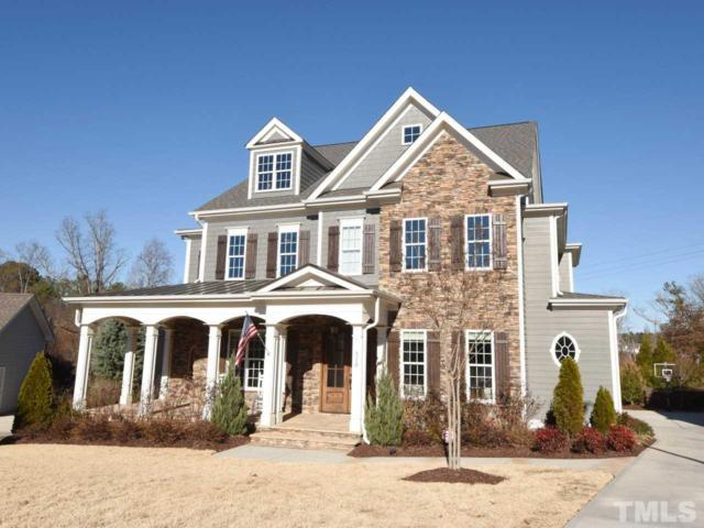 510 Foxdale Ridge Drive, Cary, NC 27519 (#2169718) :: Raleigh Cary Realty
