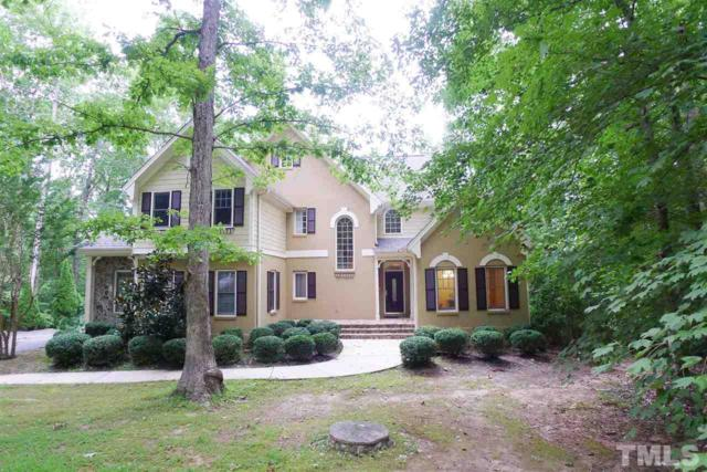1204 Westerham Drive, Wake Forest, NC 27587 (#2169796) :: The Jim Allen Group