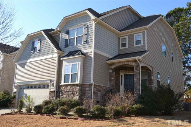 400 Liberty Rose Drive, Morrisville, NC 27560 (#2169804) :: The Jim Allen Group