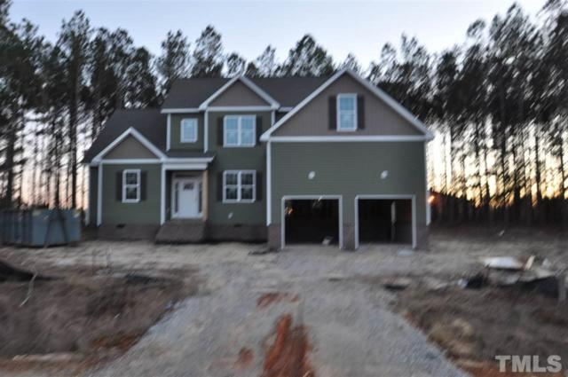 111 Rains Drive, Wendell, NC 27591 (#2169917) :: Raleigh Cary Realty