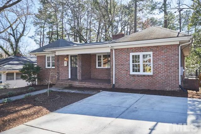 809 W Knox Street, Durham, NC 27701 (#2169927) :: Raleigh Cary Realty