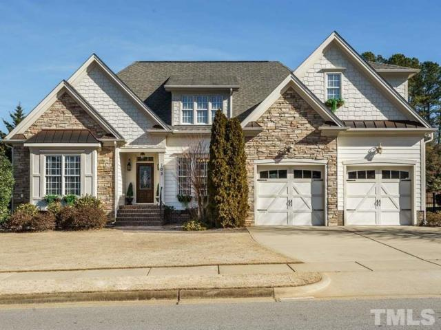 703 Cambridge Hall Loop, Apex, NC 27539 (#2169936) :: Raleigh Cary Realty
