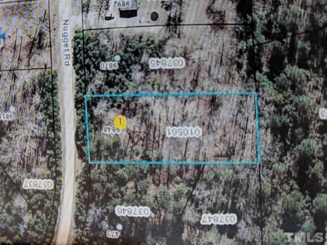 9848 Nugget Road, Spring Hope, NC 27882 (#2169948) :: The Jim Allen Group