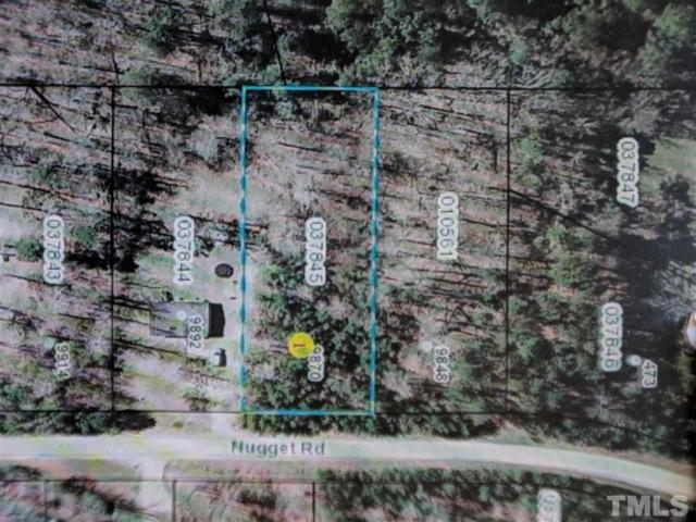 9870 Nugget Road, Spring Hope, NC 27882 (#2169949) :: The Jim Allen Group