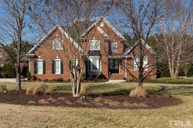 90 Meridian Drive, Garner, NC 27529 (#2169959) :: The Abshure Realty Group