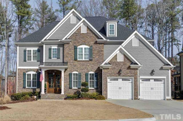 2326 Manzoni Drive, Apex, NC 27502 (#2169975) :: Raleigh Cary Realty