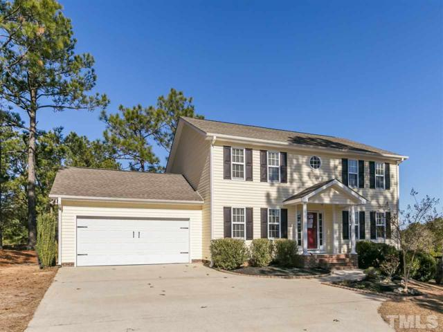 1120 Ponderosa Trail, Cameron, NC 28326 (#2170010) :: The Jim Allen Group