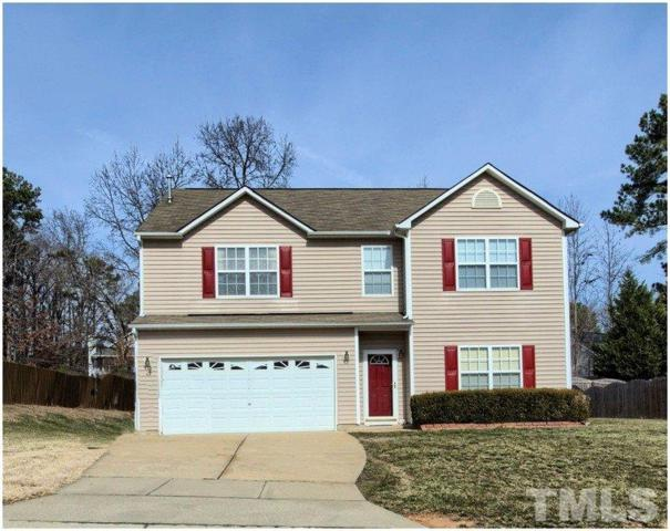 508 Blooming Meadows Road, Holly Springs, NC 27540 (#2170017) :: The Jim Allen Group