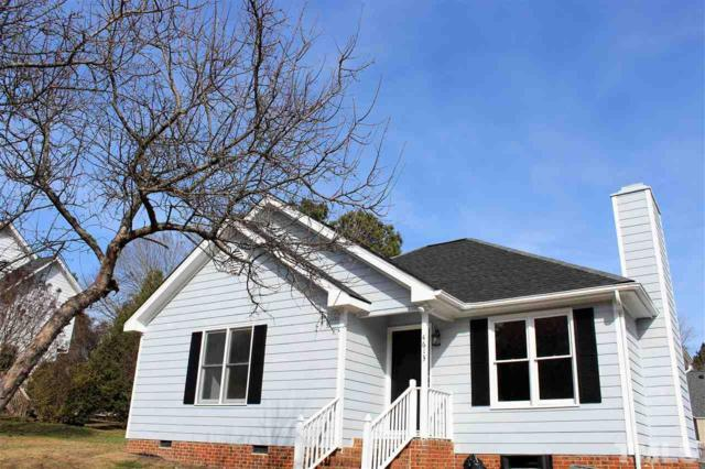 4613 Plum Blossum Drive, Knightdale, NC 27545 (#2170020) :: Raleigh Cary Realty
