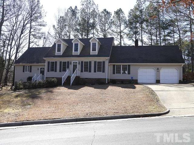 105 Easton Court, Garner, NC 27529 (#2170057) :: The Jim Allen Group